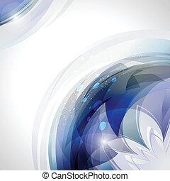 kék, indítvány
