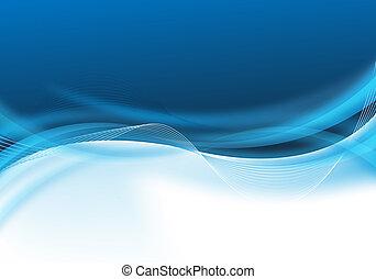 kék, kivonat tervezés, ügy