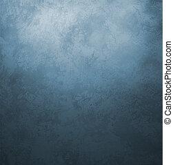 kék, mód, öreg, szüret, sötét, dolgozat, retro, háttér, grunge