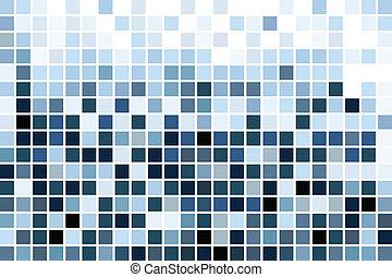 kék, mózesi, tapéta