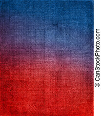 kék, ruhaanyag, piros háttér
