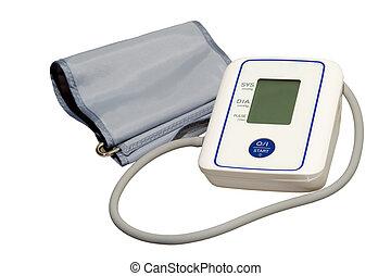kényszer, szemnyomásmérő műszer, felbecsül