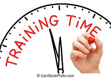 képzés, idő