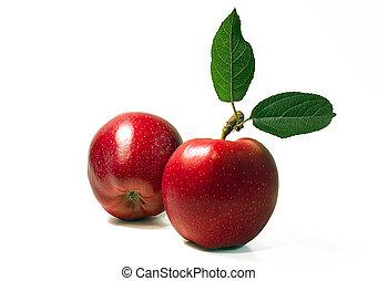 két, alma