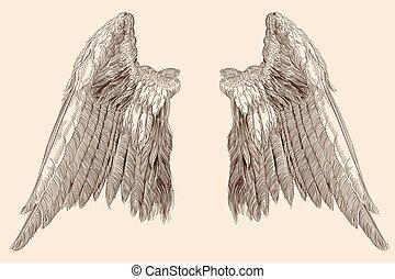 két, angel., kasfogó
