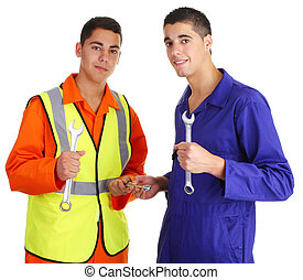 két, workmen