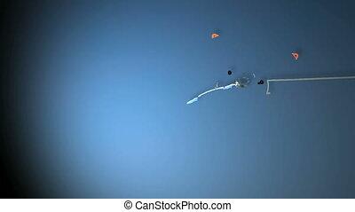 kétfedelű repülőgép