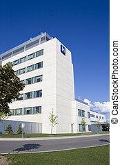 kórház, modern