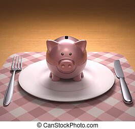 költés, megtakarítás
