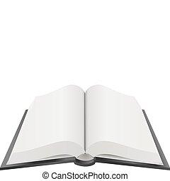 könyv, ábra