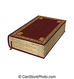 könyv, öreg