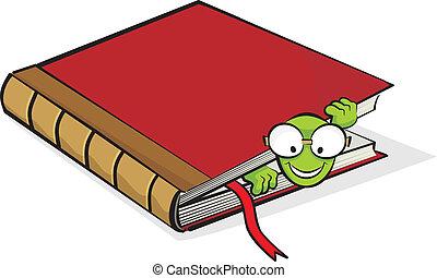 könyv, halálbogár