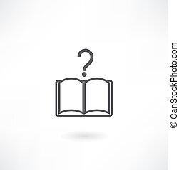 könyv, kérdez