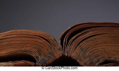 könyv, titokzatos, opening., sztori