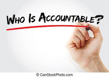 könyvjelző, accountable?, kezezés írás