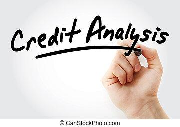 könyvjelző, analízis, hitel, írás, kéz