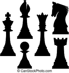körvonal, sakkjáték