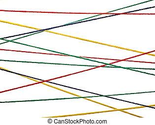 kötél, kötés, húr, színes, háttér, gyapjú
