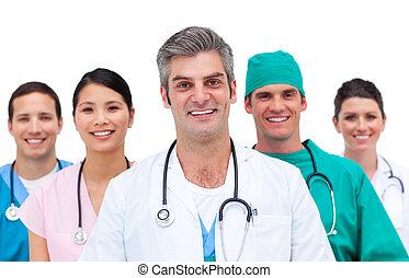 közelkép, befog, orvosi