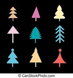 különböző, állhatatos, h hang, bitófák, karácsony