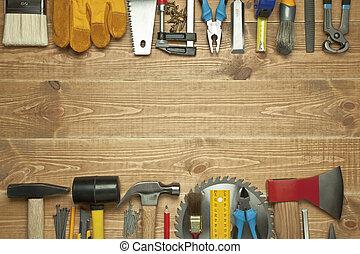 különböző, eszközök
