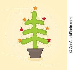 kaktusz fa, karácsony