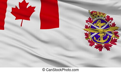kanadai, seamless, lobogó, closeup, erőltet, bukfenc