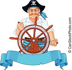 kapitány, kalóz