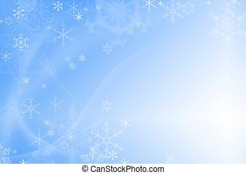 karácsony, háttér, hópihe