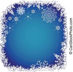 karácsony, háttér, vektor, tervezés