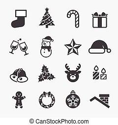 karácsony, ikon