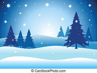 karácsony, wintertime