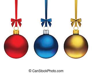 karácsonyi díszek