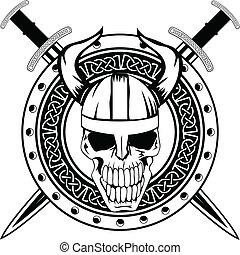 kard, koponya
