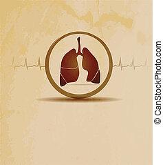 kardiogram, tüdő