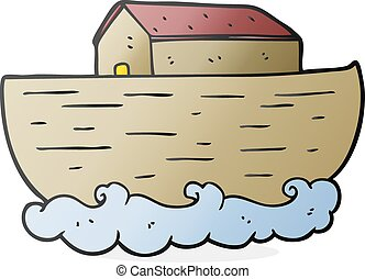 karikatúra, noé bárkája