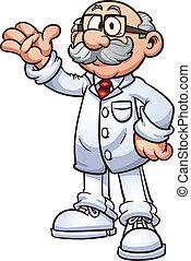 karikatúra, orvos