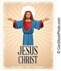 katolikus, vallásos, krisztus, jézus
