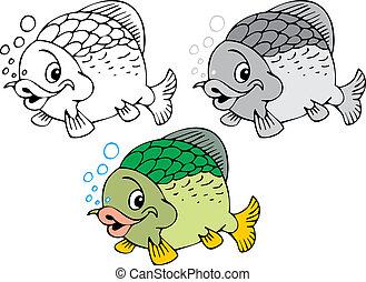 kedves, fish