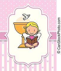 kehely, biblia, felolvasás, angyal, következő