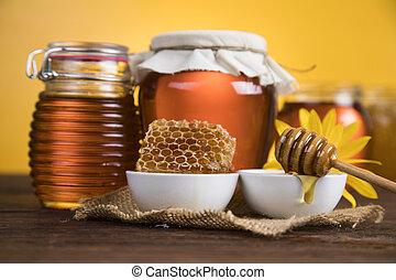 kellemes, méz