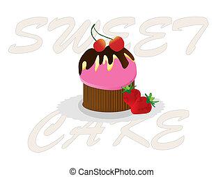 kellemes, torta