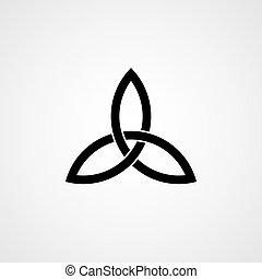 kelta, knot., háromság
