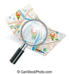 keres, fogalom, navigáció