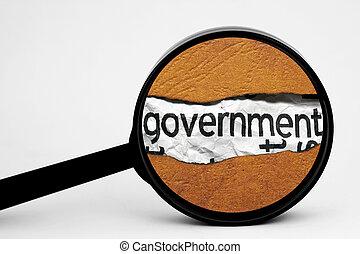 keres, kormány