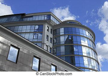 kereskedelmi épület
