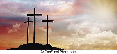 keresztre feszítés, jesus christ