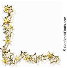 keret, csillag