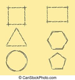 keret, geometriai
