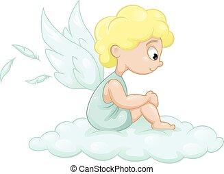 kevés, csinos, angyal